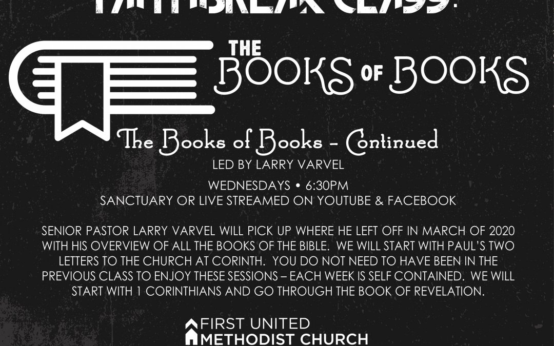 Faithbreak: The Books of Books