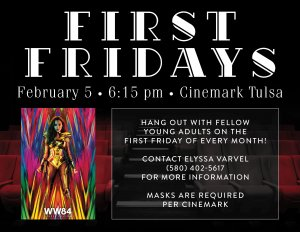 First Friday Graphic 2.5.21