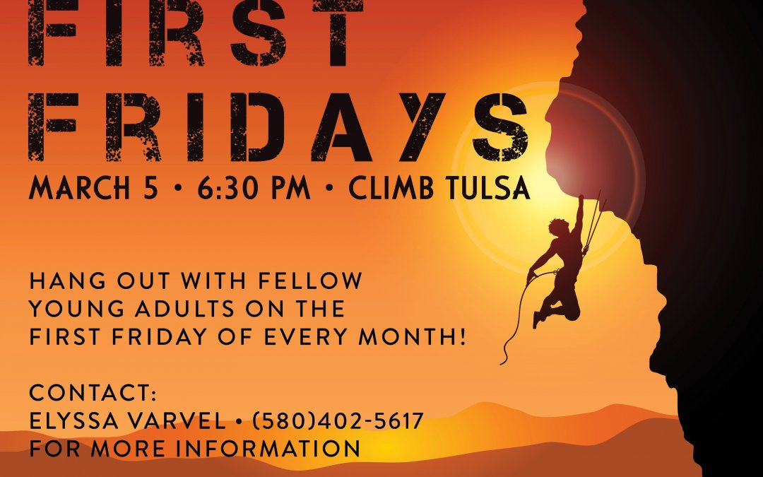 Young Adult Ministries: First Fridays