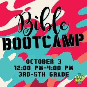 Bible Bootcamp 2021 – Square